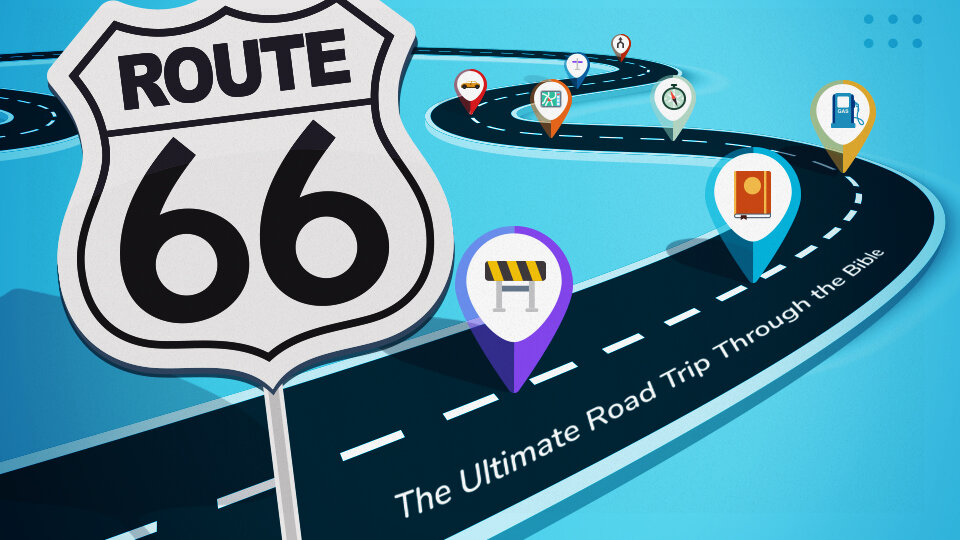 Route 66: The Ultimate Road Trip Through the Bible
