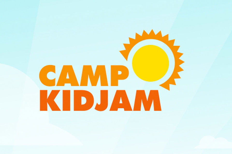 camp kidjam logo